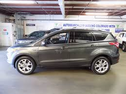 Ford Escape Sport - 2016 used ford escape escape titanium 2 0l awd at automotive