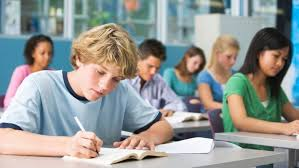 ADHD drugs no help with homework   Fox News high school classroom desks students istock