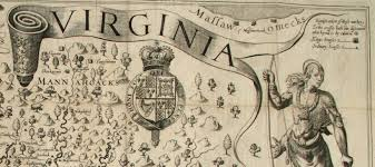Map Of The New England Colonies by Maps And The Beginnings Of Colonial North America Digital