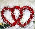 Valentine's Day Wedding Hearts - Creative Wedding Decorations