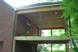 Screen Porch Roof by Triad Home Improvements Winston Salem Home Improvements