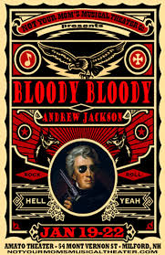 bloody bloody andrew jackson not your mom u0027s musical theatre