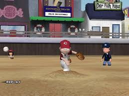 Original Backyard Baseball by Backyard Baseball 2005 Gamespot