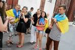 Украинцы и поляки совместно почтили память погибших в Гуте Пеняцкой