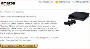 ps4 console amazon black friday check your inbox more