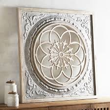 Fixer Upper Living Room Wall Decor Both Wall Decor And Statement Piece Our Hand Painted Medallion Is