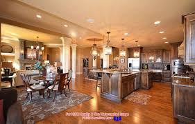 Open Home Office Elegant Interior And Furniture Layouts Pictures Open Floor Plans