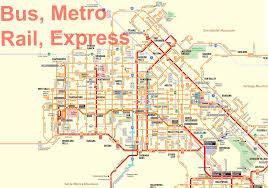 Los Angeles Light Rail Map by Mta Subway Map Los Angeles My Blog