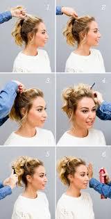 25 best short hair ponytail ideas on pinterest short ponytail