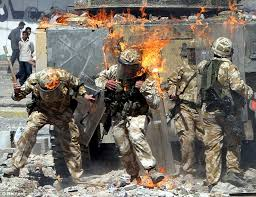 Iraq War and confronts the