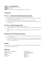 Chemist Resume Samples by Resume Examples Skills 64 Best Resume Images On Pinterest