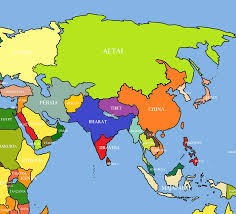 Map Of Asia by Image Map Of Asia No Muhammad Png Alternative History