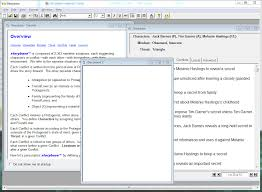 The Writing Life II Mariner Software