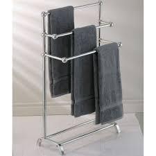 bathroom rustic style of hotel towel rack for bathroom decoration freestanding hotel towel rack in chrome finish for bathroom decoration ideas