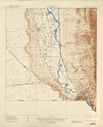 New Mexico County Map Texas Topographic Maps Perry Castañeda Map Collection Ut