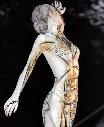 Full New Body Painting Picture