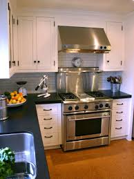 types of kitchen countertops stainless steel countertops