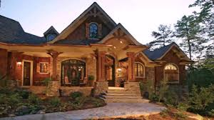 craftsman style 2 story house plans youtube