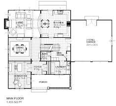 Cape Cod House Plans With Porch Cape Cod Bungalow House Plans House Plan