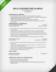 list of adjectives for resume real estate resume u0026 writing guide resume genius