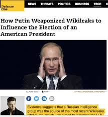 After converting Trump and WikiLeaks into arms of the Kremlin  Democrats turned their smear campaign to media outlets and journalists who simply reported on