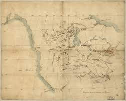 Mexico Map 1800 by Before Lewis U0026 Clark Lewis U0026 Clark And The Revealing Of America
