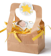 craft from the friend magazine make this manger to help you and