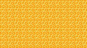 orange desktop wallpaper wallpapersafari