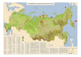 Map Of Russia And Europe by Forests Barentsinfo