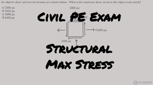 structures find max stress in object youtube