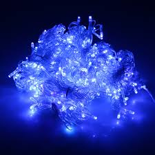 Blue Led String Lights by 300 600 900 2400 Led Fairy String Curtain Light For New Year
