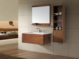 Modern Walnut Bathroom Vanity by Bathroom Marvelous Modern Bathroom Vanities With Walnut Floating