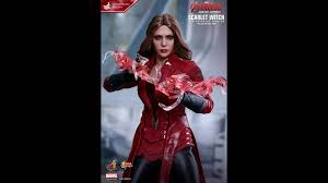 marvel scarlet witch costume toys avengers age of ultron scarlet witch 紅女巫 new