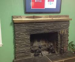 Hidden Cable Tv Wall Mount Run Tv Cables Above A Fireplace 6 Steps With Pictures