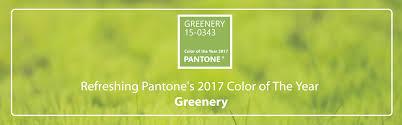 refreshing pantone u0027s 2017 color of the year greenery