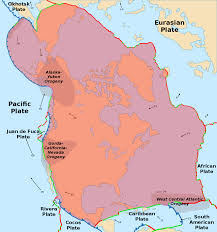 Map Of South America And Caribbean by North American Plate Wikipedia