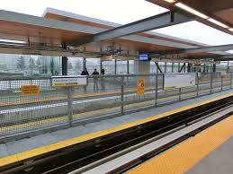 Gare centrale de Coquitlam