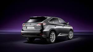 lexus rx 450h germany lexus rx range auto review