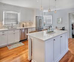 Wine Rack Kitchen Island by Custom Shore Kitchen Bradley Beach New Jersey By Design Line Kitchens