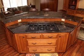 Stove In Kitchen Island Kitchen Island Design Ideas For Kitchen Decorating Faaam