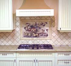 Kitchen Backsplash Mural Stone by Kitchen Minimalist Kitchen Accessories With Metal Mural Tile
