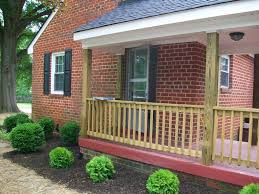 Simple Covered Patio Designs by Patio How To Build A Deck Railing Porch Railing Ideas Covered