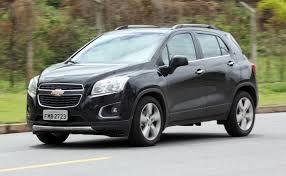 AO VOLANTE: Chevrolet Tracker LTZ 1.8 Ecotec embola a briga no ...