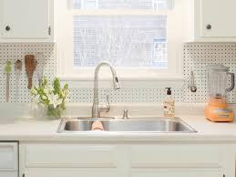 DIY Kitchen Backsplash Ideas  Tips DIY - Kitchen with backsplash