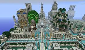 Minecraft New York Map Download by Minecraft U0027 Creations Business Insider