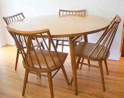 Dining Room Chairs Houston Mid Century Modern Dining Room Conant Ball Dining Set 1 Dining