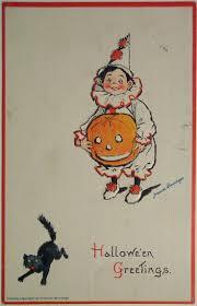329 best halloween vintage postcards images on pinterest