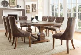dining room most favorite 9 pc dining room set ideas collection