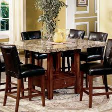8 person kitchen table of also pretty with chairs interesting