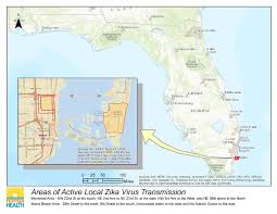 Palm Island Florida Map by Department Of Health Daily Zika Update Florida Department Of Health